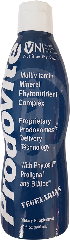 Prodovite Multivitamin Mineral Complex - Supports nutrition & increased energy