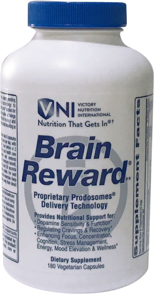Brain Reward - Supports focus, concentration, cognition and mental sharpness